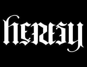 Heresy Official Logo